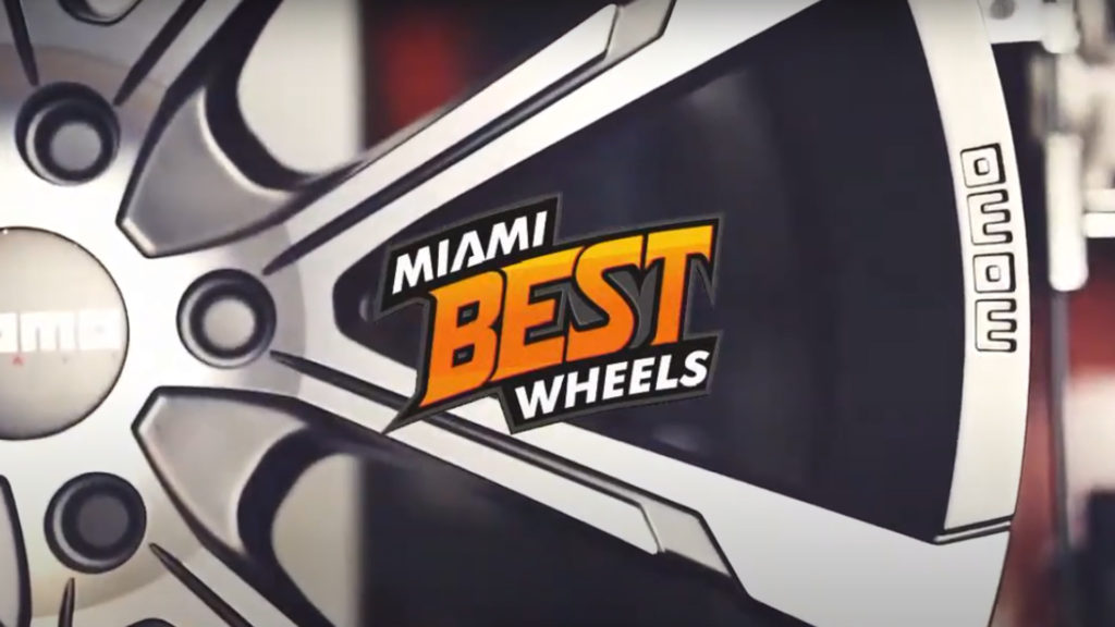 Miami Best Wheels